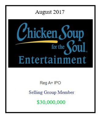 Chicken Soup for the Soul Entertainment August 2017