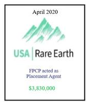 USA Rare Earth April2020