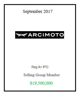 Arcimoto September 2017