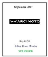 Arcimoto September 2017