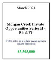 Morgan Creek-BlockFi