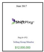 Shift Pixy June 2017