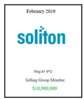 Soliton February 2019