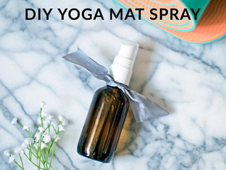 Exercise Mat Spray