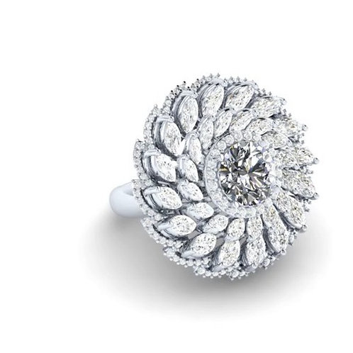 SOLITAIRE RING 1 CT.