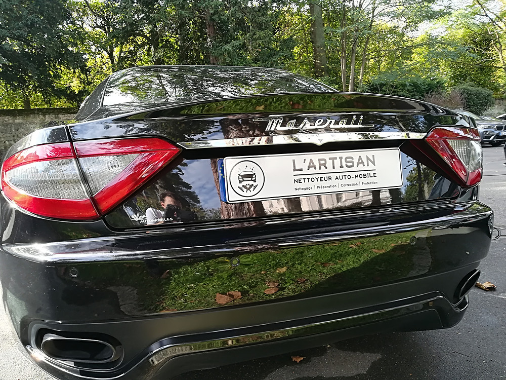 Nettoyage voiture à domicile 78