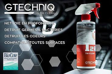 gtechniq I1 Tri Clean nettoyant