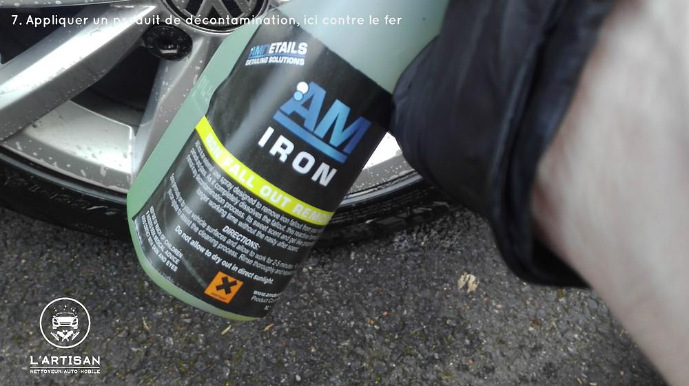AMDetails AM Iron