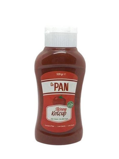 Dr.Pan Şekersiz Skinny Ketçap