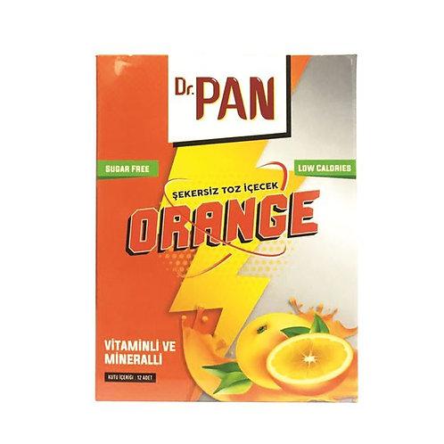 Şekersiz Portakallı Toz Içecek (1 Kutu - 12 Paket) Toz İçecek