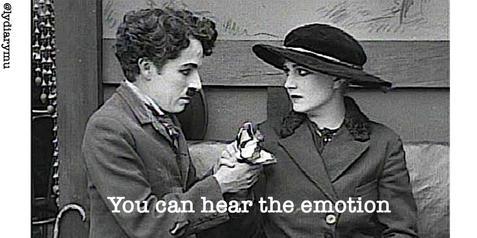 """silent movies"""