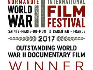 """""""Navalha"""" é o vencedor do Normandie WWII International Film Festival."""