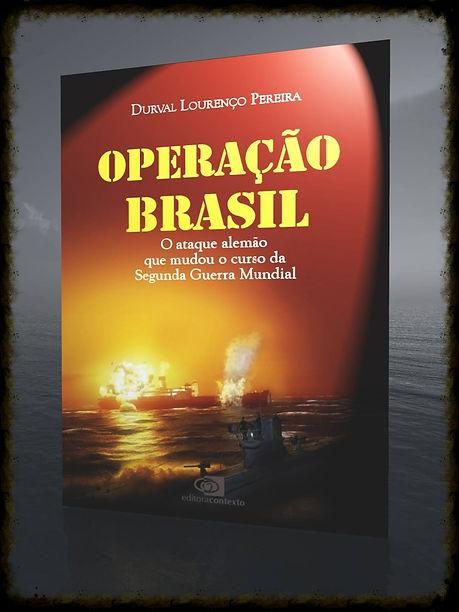 Operação Brasil Livro