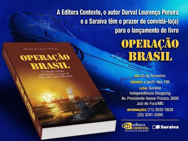 Operation Brazil Invite JF