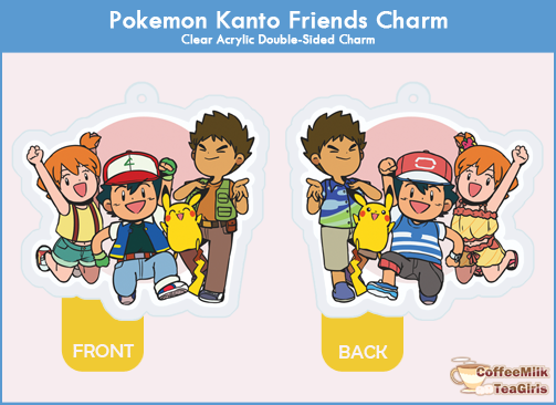 Pokemon Kanto Friends - Charm