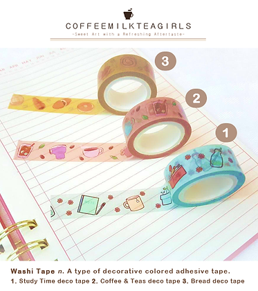 Washi Deco Tape