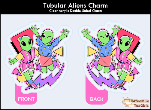 Tubular Aliens - Charm