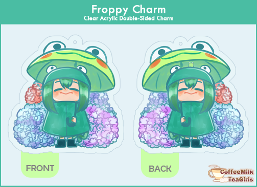 Froppy - Charm