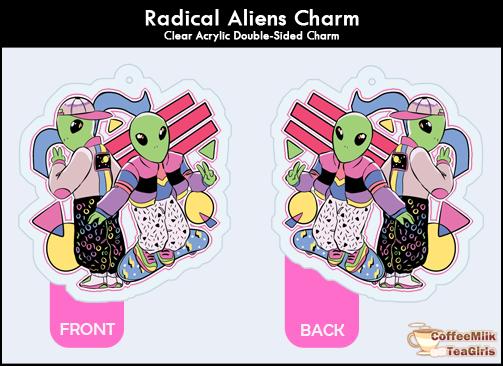 Radical Aliens - Charm