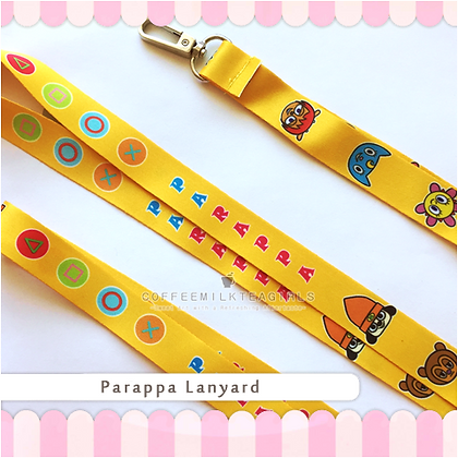 Parappa the Rapper - Lanyard