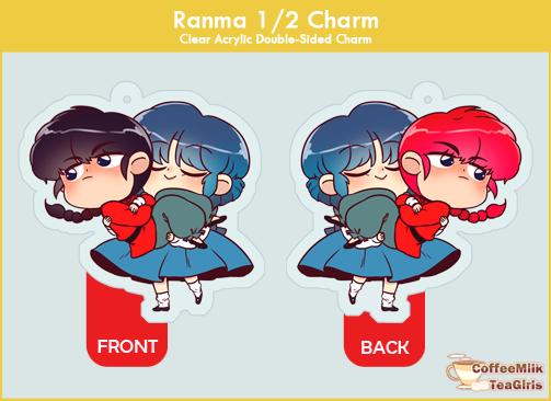 Ranma 1/2 - Charm