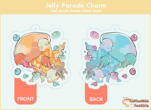Jelly Parade - Charm