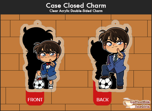 Case Closed - Charm