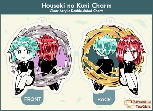 Hoseki no Kuni - Charm