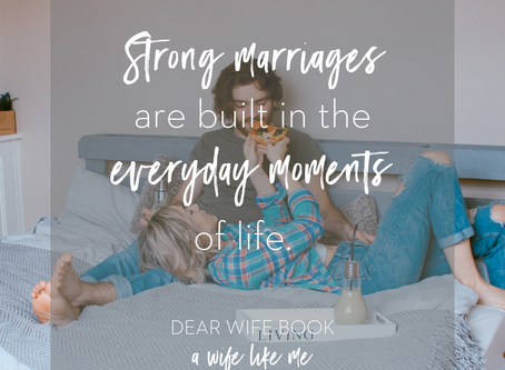 Maximize the Micro-Moments in Your Marriage