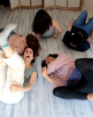Corps en mouvement Atelier Mimosa Besançon Relaxation