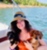 On boat with Leo and Roxy.jpg