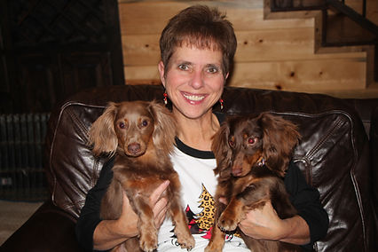 Tammy with boy dogs.jpg