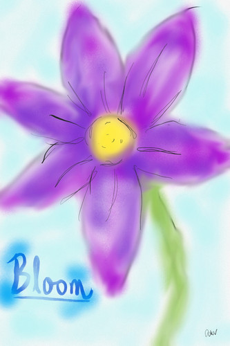 """Bloom"" by Anna V."