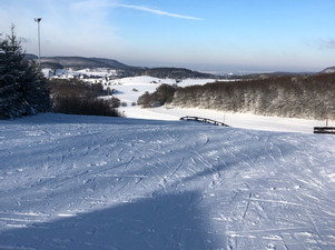 Powdered Sugar and Cottage Cheese: 3 Days of Skiing in Germany