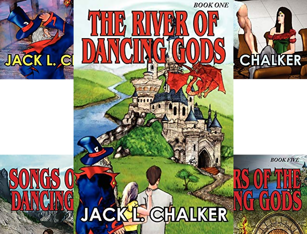 The Dancing Gods Bundle- Digital