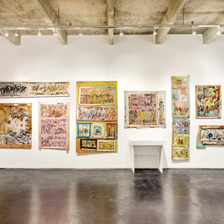 Purvis Young: The Painter of Modern Life  2021  David Castillo Gallery