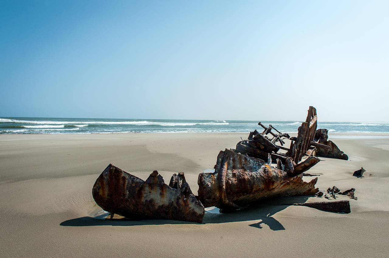 Winston ship wreck, Skeleton Coast
