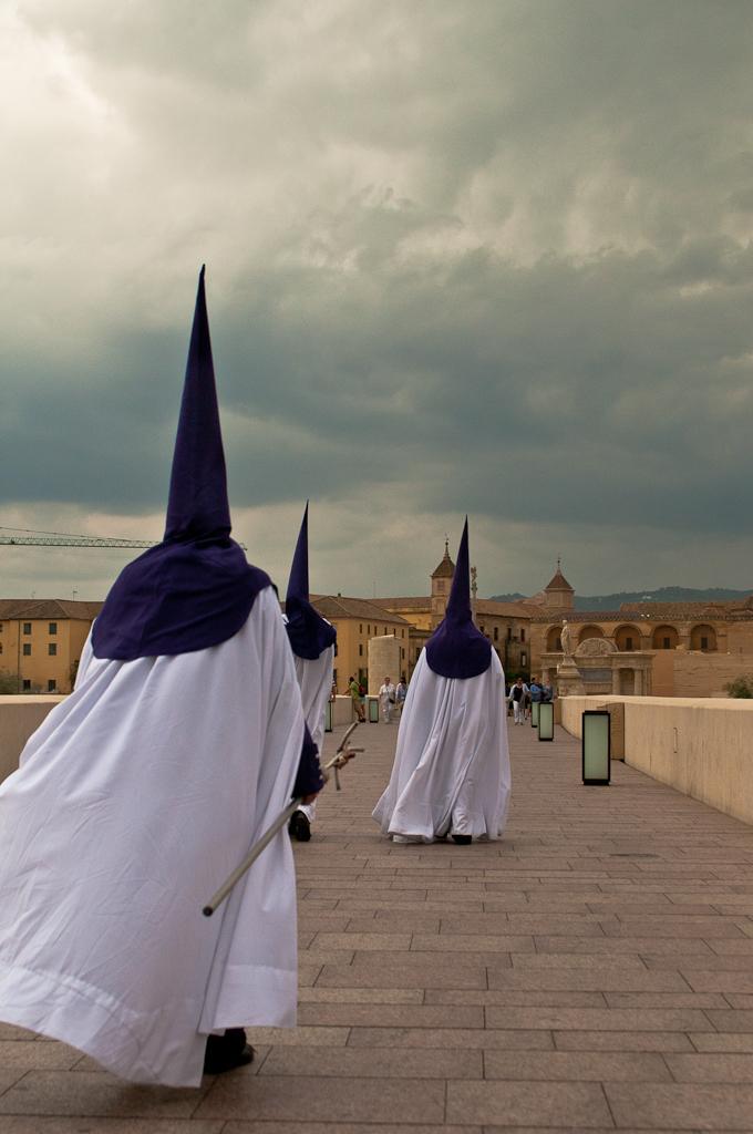 Penitents, Cordoba, Andalucia