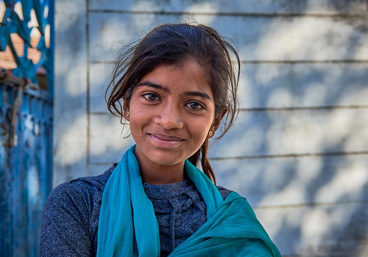 Rabari girl, Rajasthan