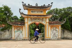 Cao Thon village