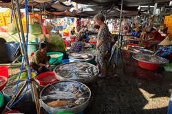 Market, Mekong