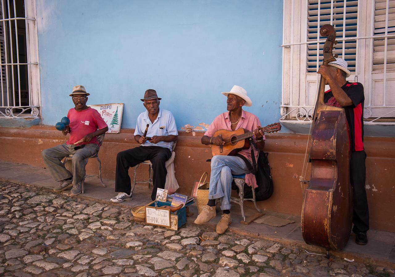 Street band, Trinidad