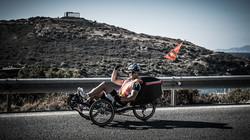 Cycling race - Sounio, Athens
