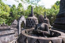 Borobudur replica, Taman Nusa