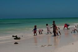 Jambiani beach