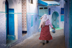 Woman of the North, Chefchaouen