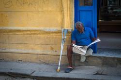 Man with cigar, Havana