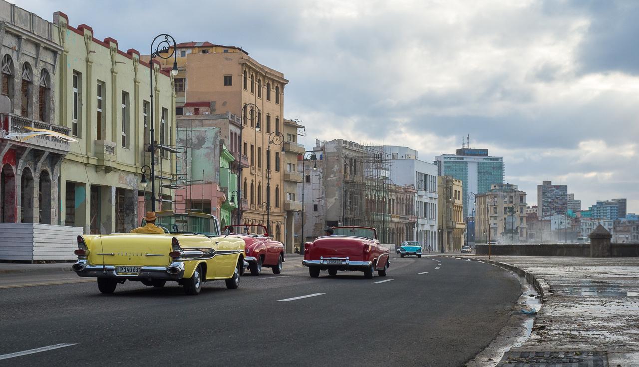 Havana, El Malecon