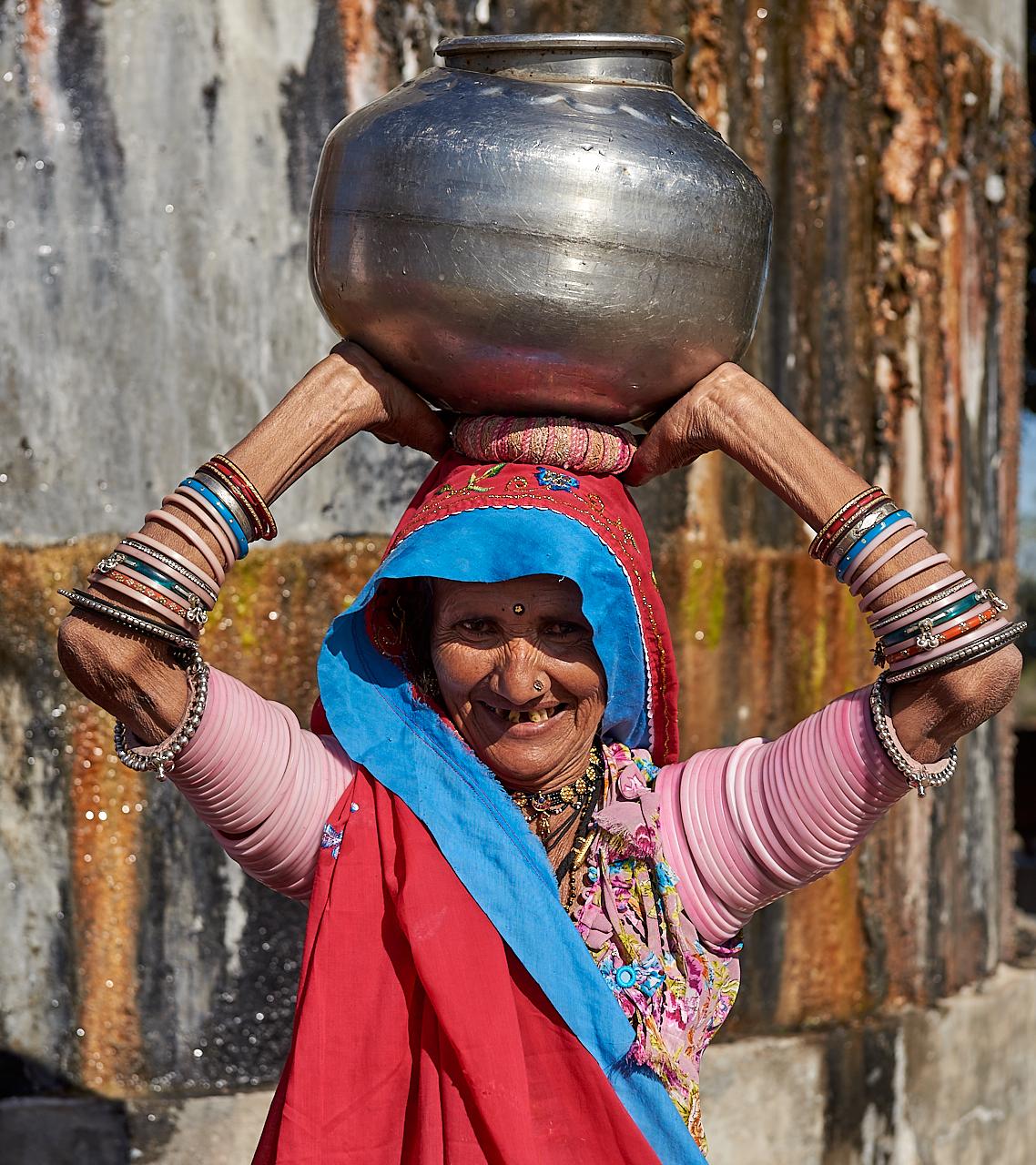 Rabari woman, Rajasthan