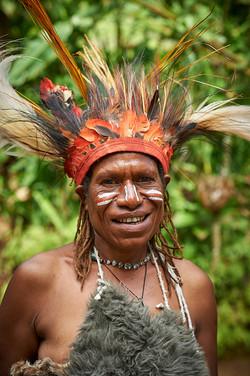 Chimbu woman